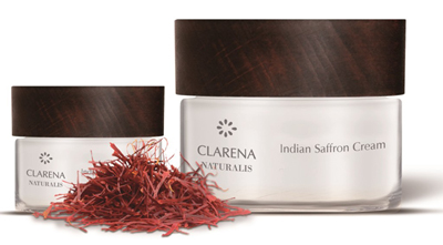 Clarena Naturalis Indian Saffron Cream