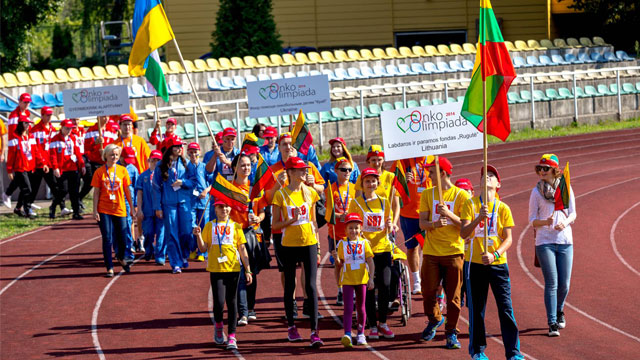 Onko-Olimpiada-jedyna taka impreza sportowa na świecie!