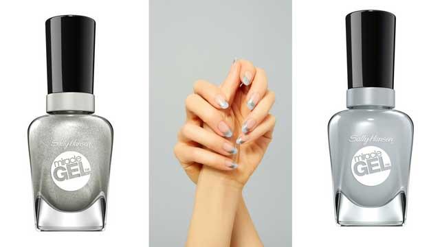 French manicure i jego jesienna odsłona wg Sally Hansen