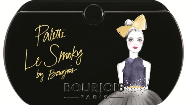 Paleta cieni smoky eye - Palette Le Smoky by Bourjois