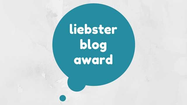Liebster Blog Award – nominacje i odpowiedzi