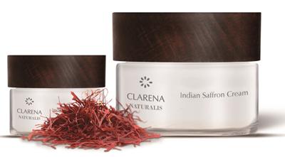 Clarena Naturalis Indian Saffron Cream