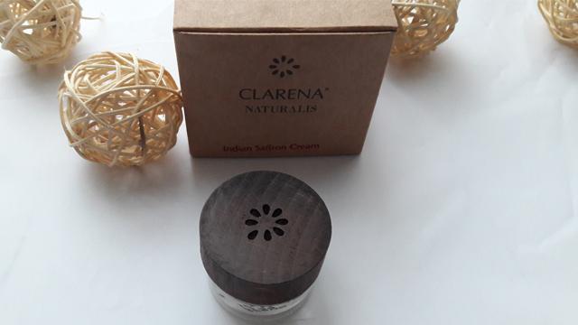 Clarena Naturalis – 40 dniowy Indian Saffron Cream