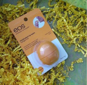 eos Medicated Lip Balm Tangerine