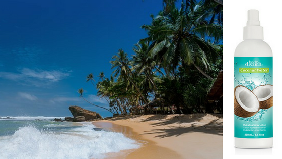 Body Drench Coconut Water-kokosowe nawilżanie + opinia