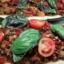 Cukinia faszerowana warzywami i soczewicą-wegetariański obiad