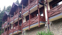 Hotel Wierchomla - balkony